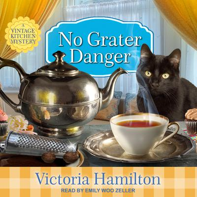 No Grater Danger Audiobook, by Victoria Hamilton