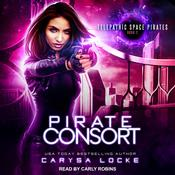 Pirate Consort Audiobook, by Carysa Locke|