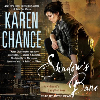 Shadow's Bane Audiobook, by