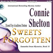 Sweets Forgotten Audiobook, by Connie Shelton