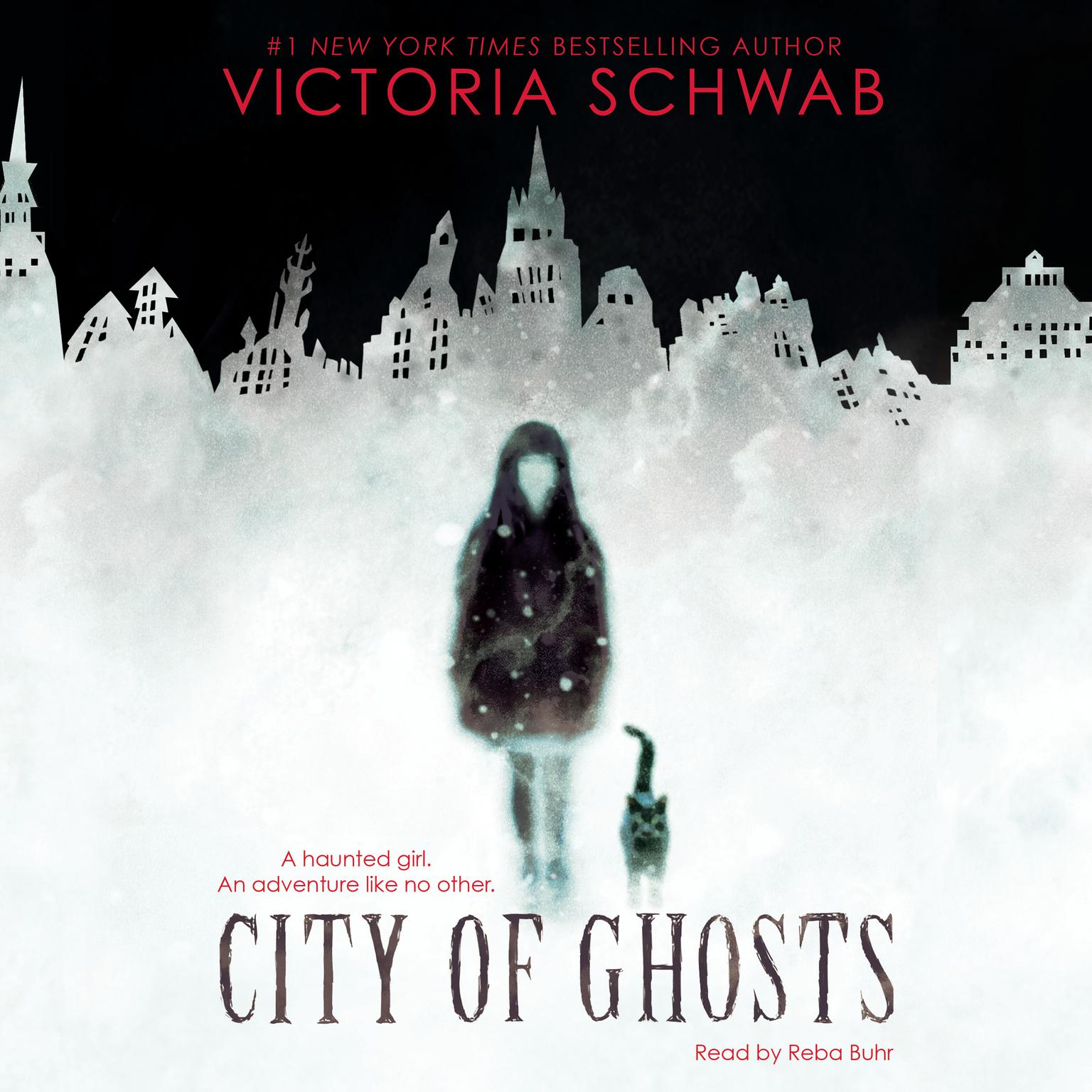 Printable City of Ghosts Audiobook Cover Art