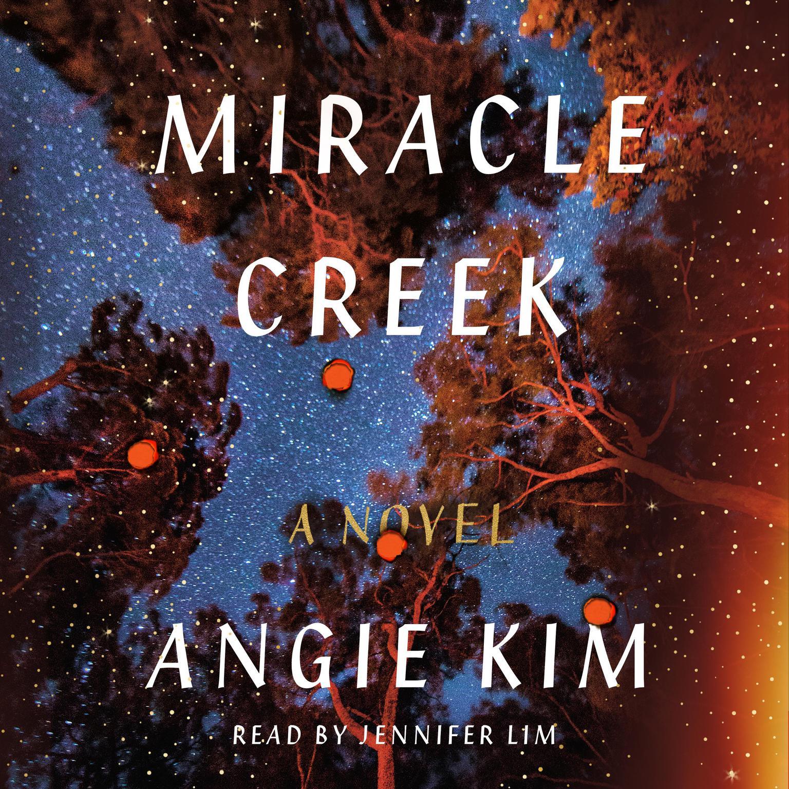Printable Miracle Creek: A Novel Audiobook Cover Art