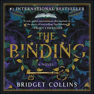 The Binding: A Novel Audiobook, by Bridget Collins