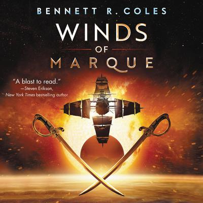 Winds of Marque: Blackwood & Virtue Audiobook, by Bennett R. Coles