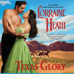 Texas Glory Audiobook, by Lorraine Heath