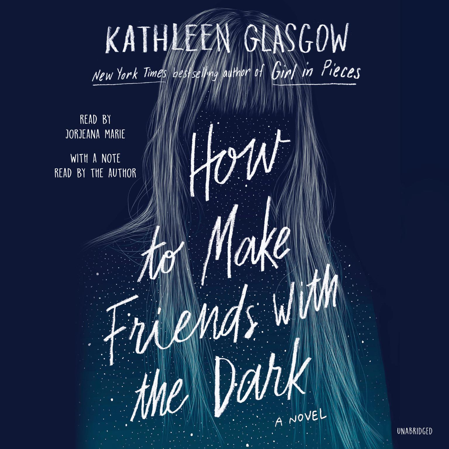 Printable How to Make Friends with the Dark Audiobook Cover Art