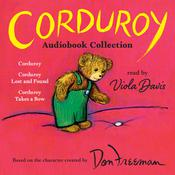 Corduroy Audiobook Collection: Corduroy; Corduroy Lost and Found; Corduroy Takes a Bow Audiobook, by Don Freeman, B.G. Hennessy, Viola Davis