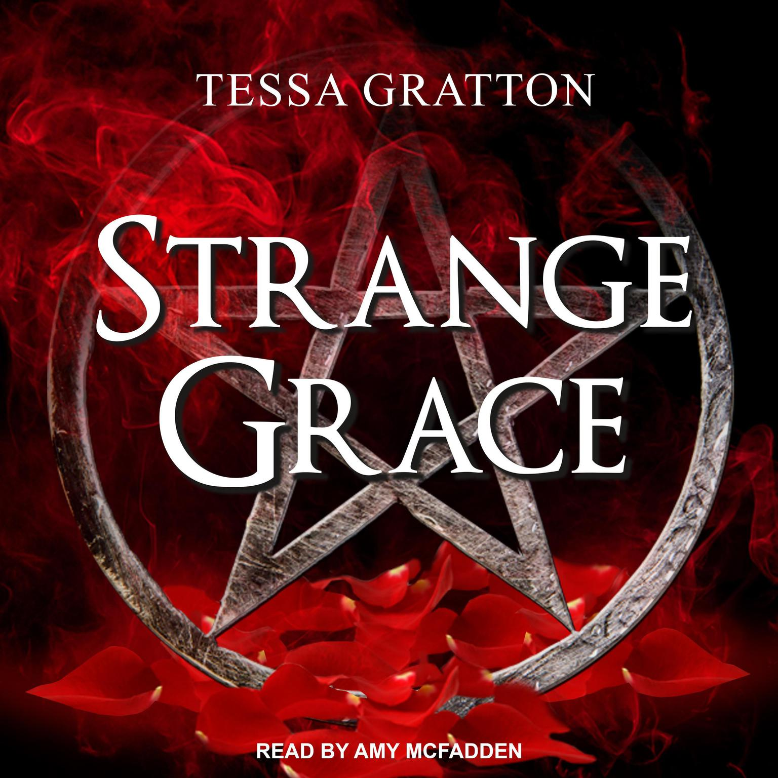 Printable Strange Grace Audiobook Cover Art