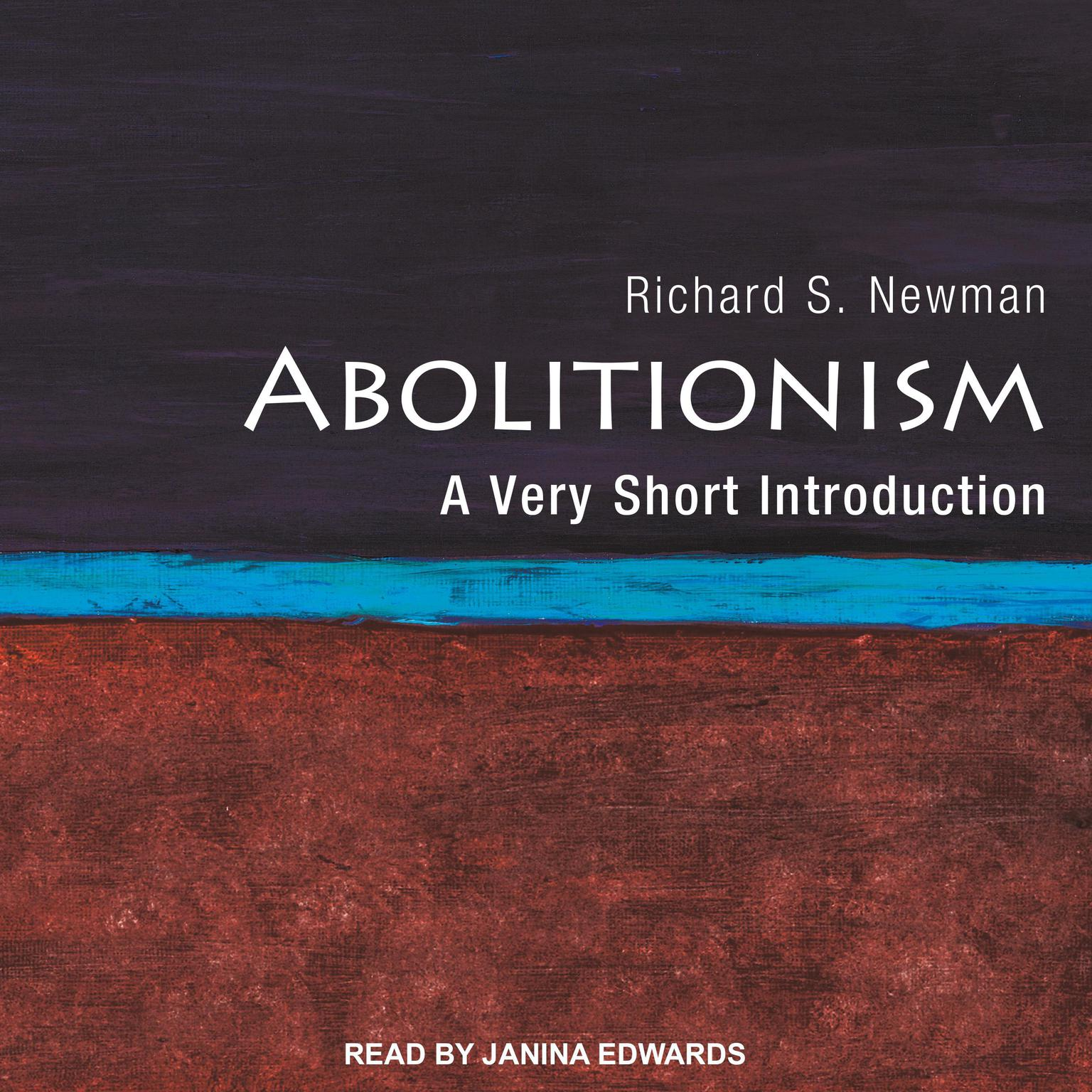 Printable Abolitionism: A Very Short Introduction Audiobook Cover Art