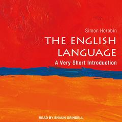 The English Language: A Very Short Introduction Audiobook, by Author Info Added Soon
