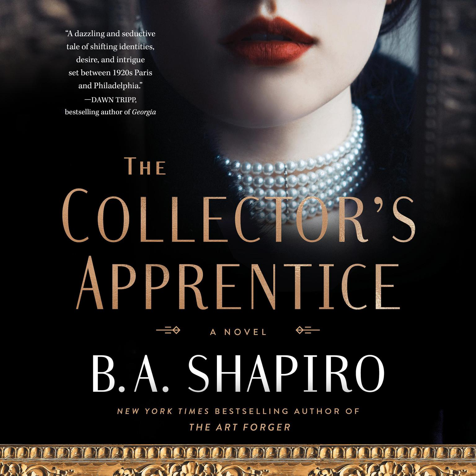 Printable The Collector's Apprentice: A Novel Audiobook Cover Art