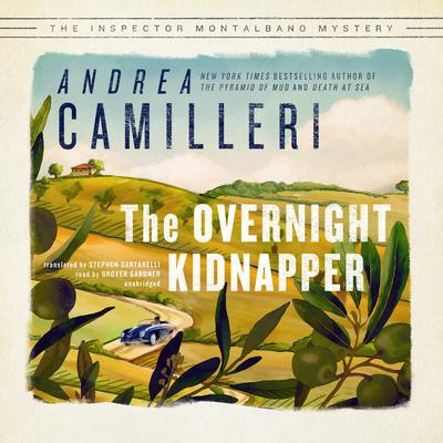 The Overnight Kidnapper Audiobook, by Andrea Camilleri