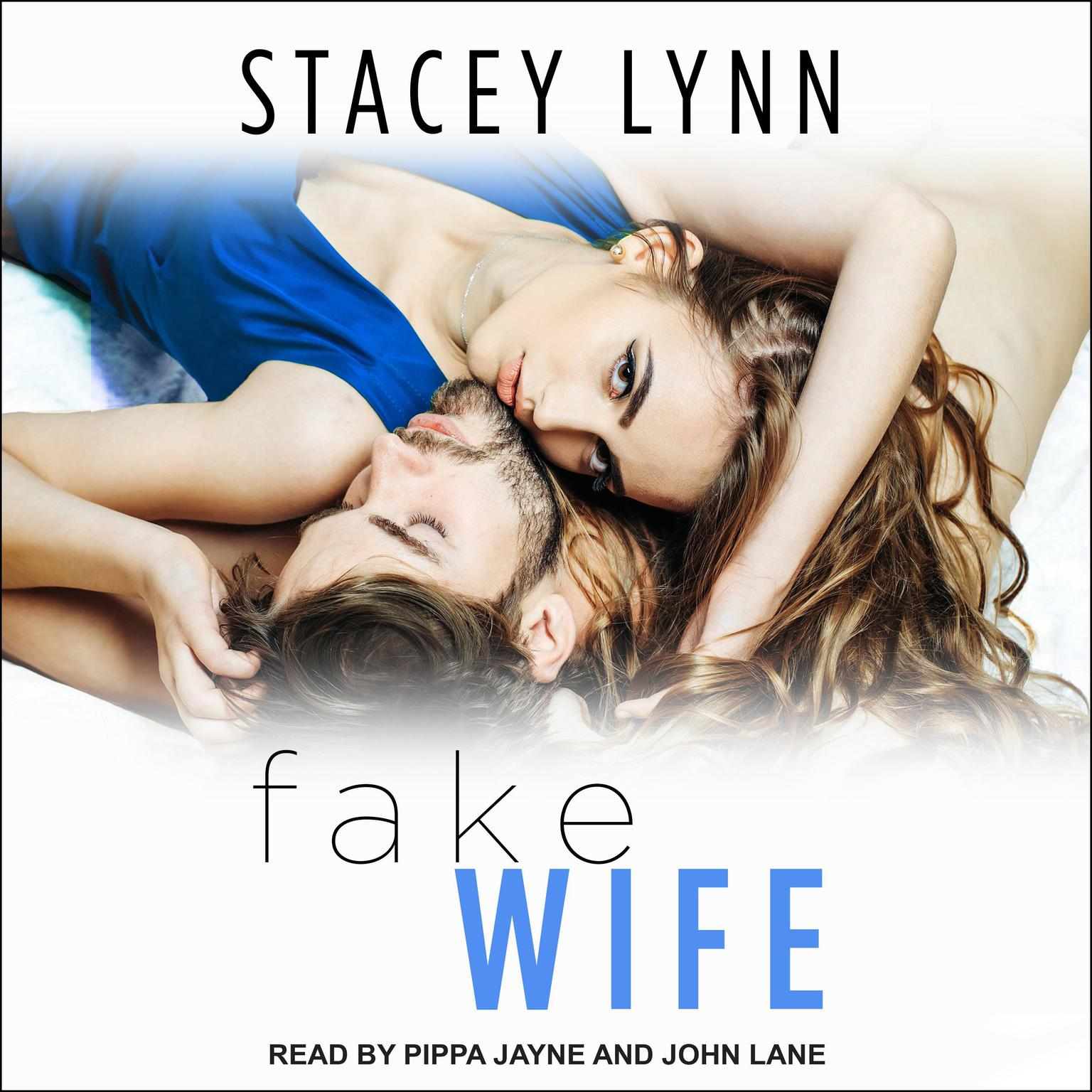 Printable Fake Wife Audiobook Cover Art