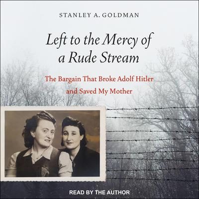 Left to the Mercy of a Rude Stream: The Bargain That Broke Adolf Hitler and Saved My Mother Audiobook, by Stan Goldman