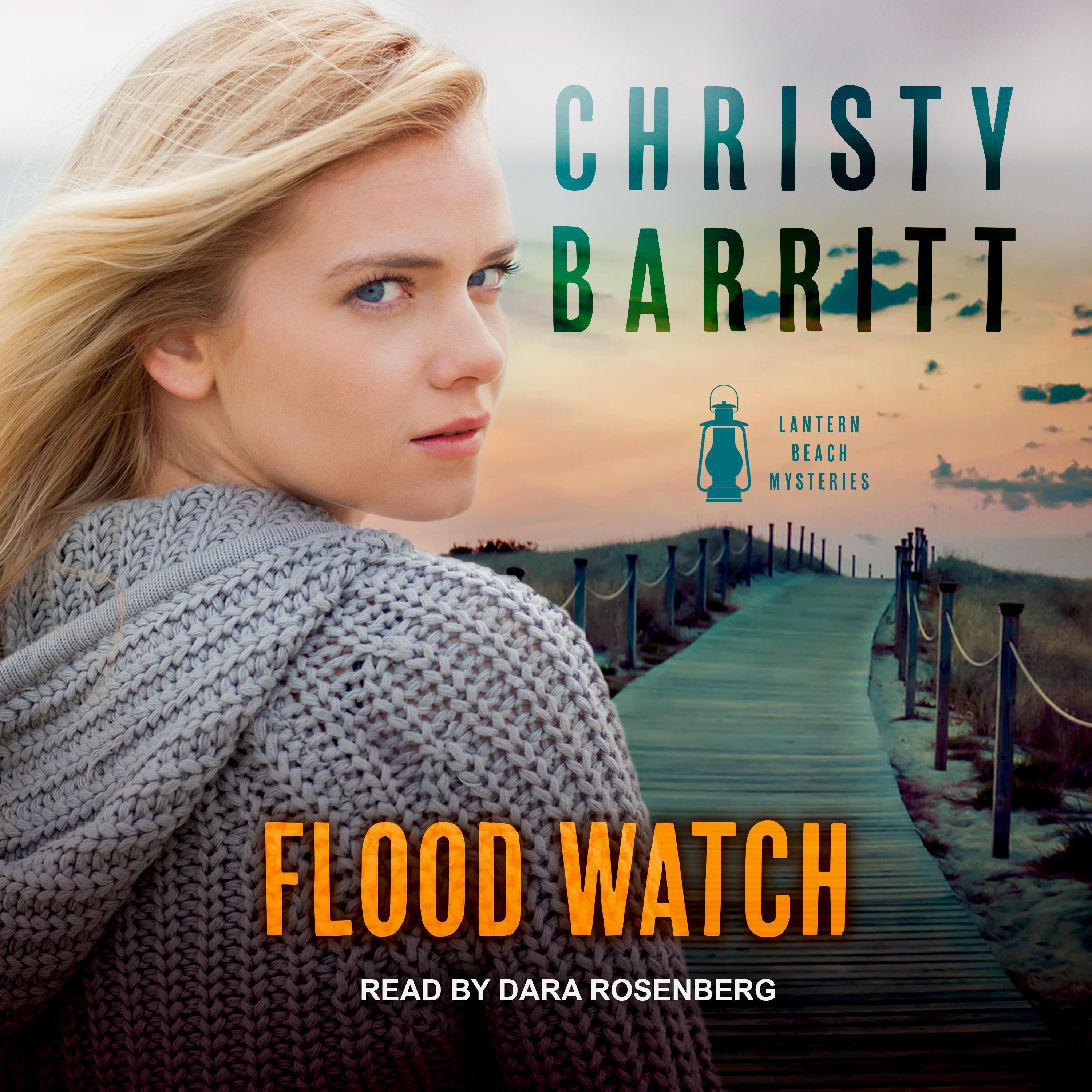 Printable Flood Watch Audiobook Cover Art