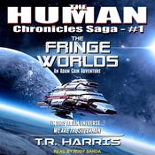 The Fringe Worlds Audiobook, by Author Info Added Soon