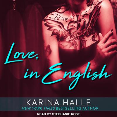 Love, in English Audiobook, by Karina Halle