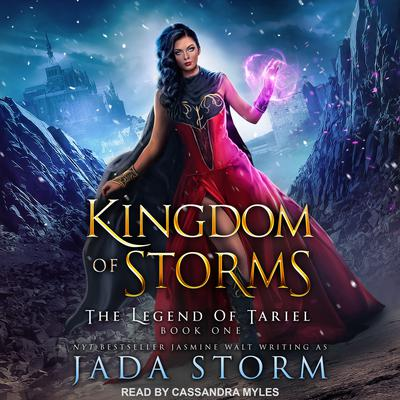 Kingdom of Storms Audiobook, by Jasmine Walt