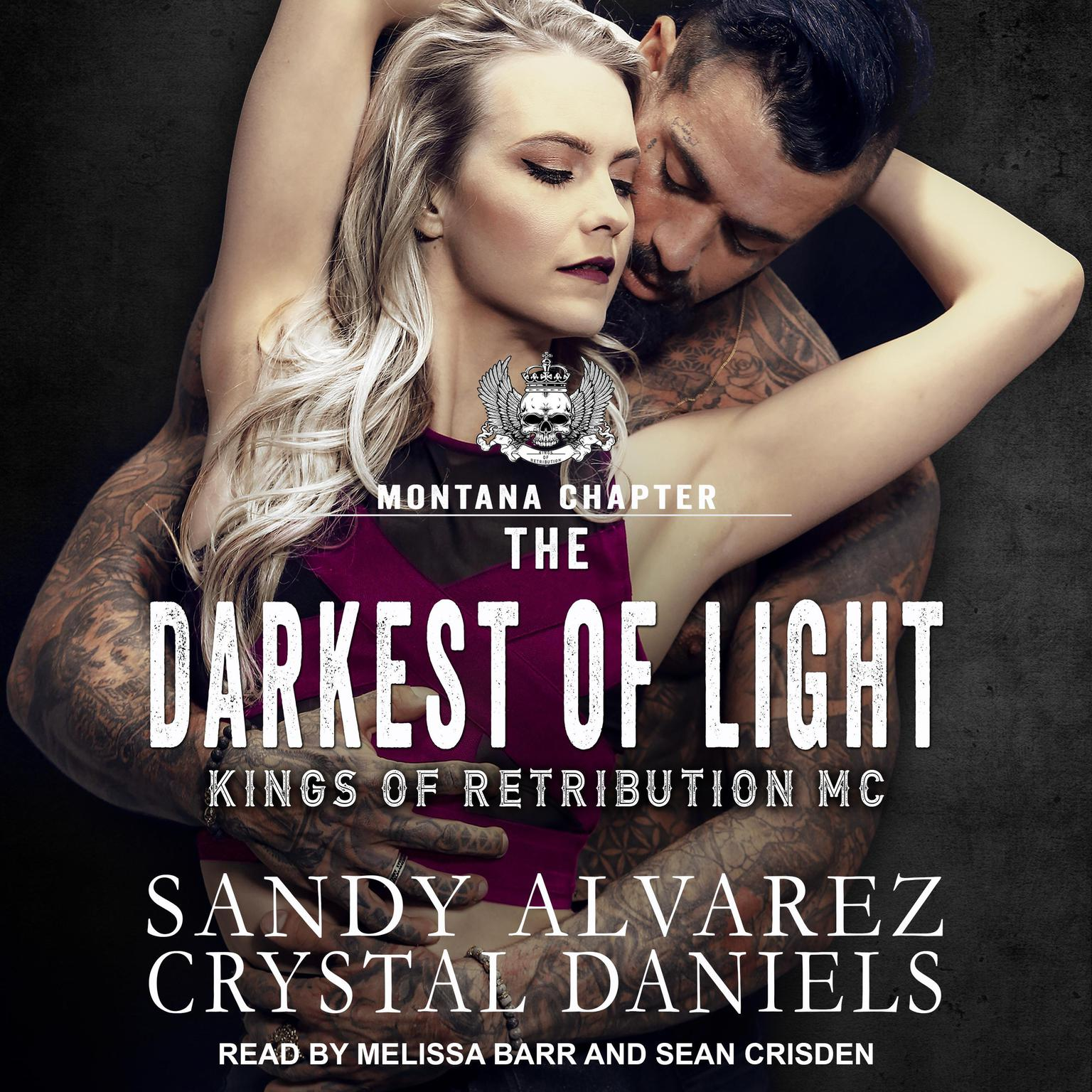 Printable The Darkest Of Light Audiobook Cover Art