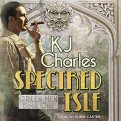 Spectred Isle Audiobook, by Author Info Added Soon