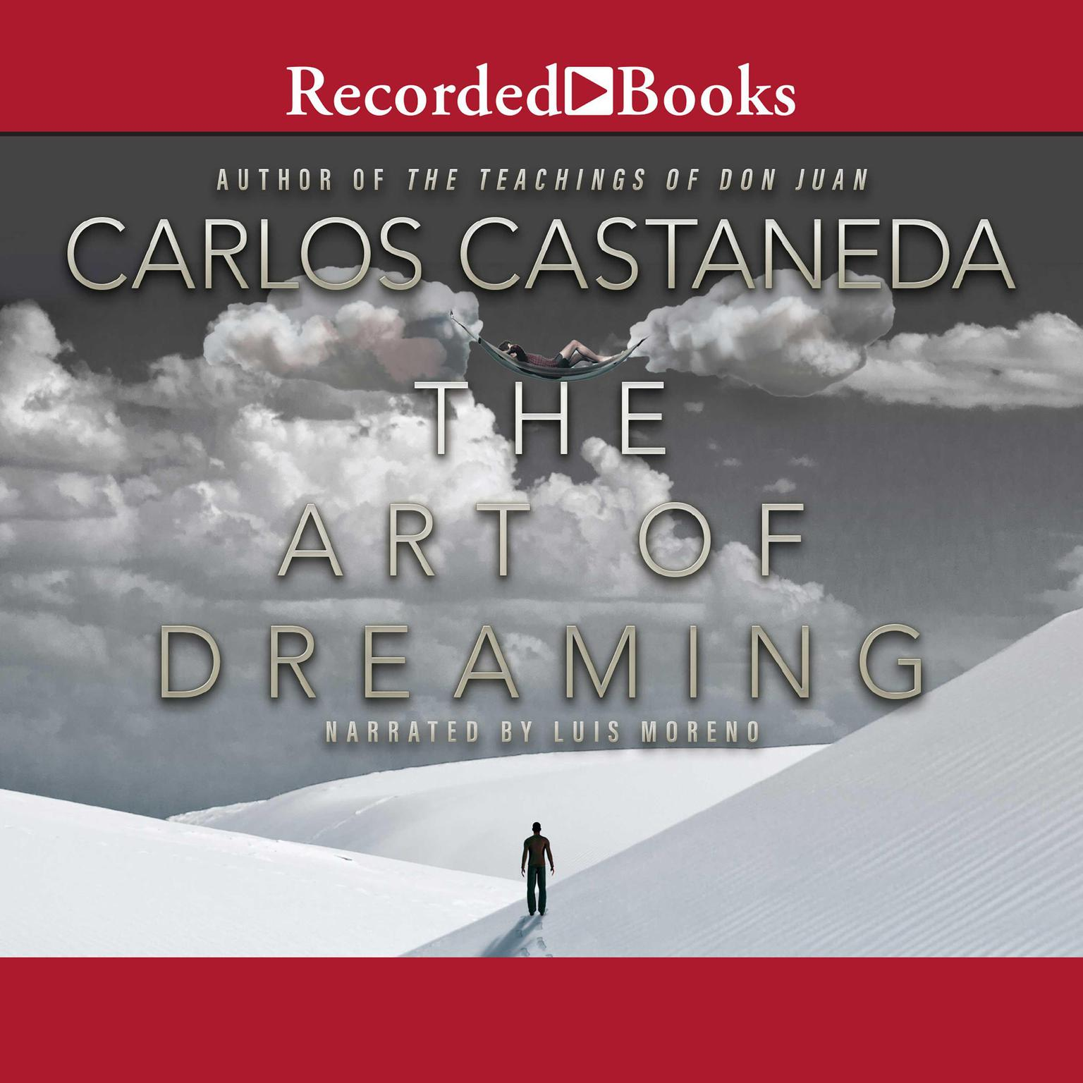 Printable The Art of Dreaming Audiobook Cover Art