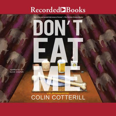 Don't Eat Me Audiobook, by