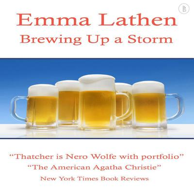 Brewing Up a Storm: The Emma Lathen Booktrack Edition: Booktrack Edition Audiobook, by Emma Lathen