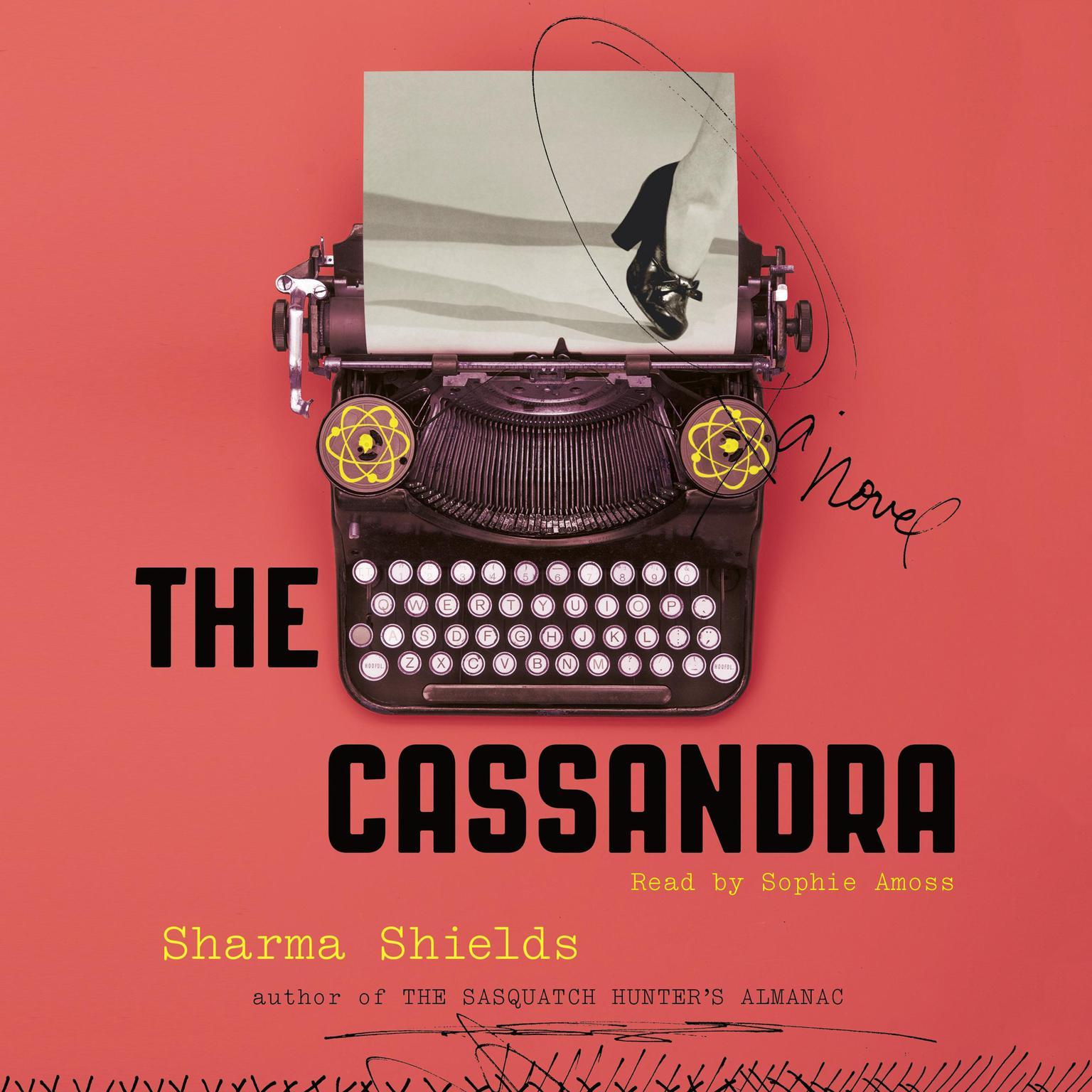 Printable The Cassandra: A Novel Audiobook Cover Art