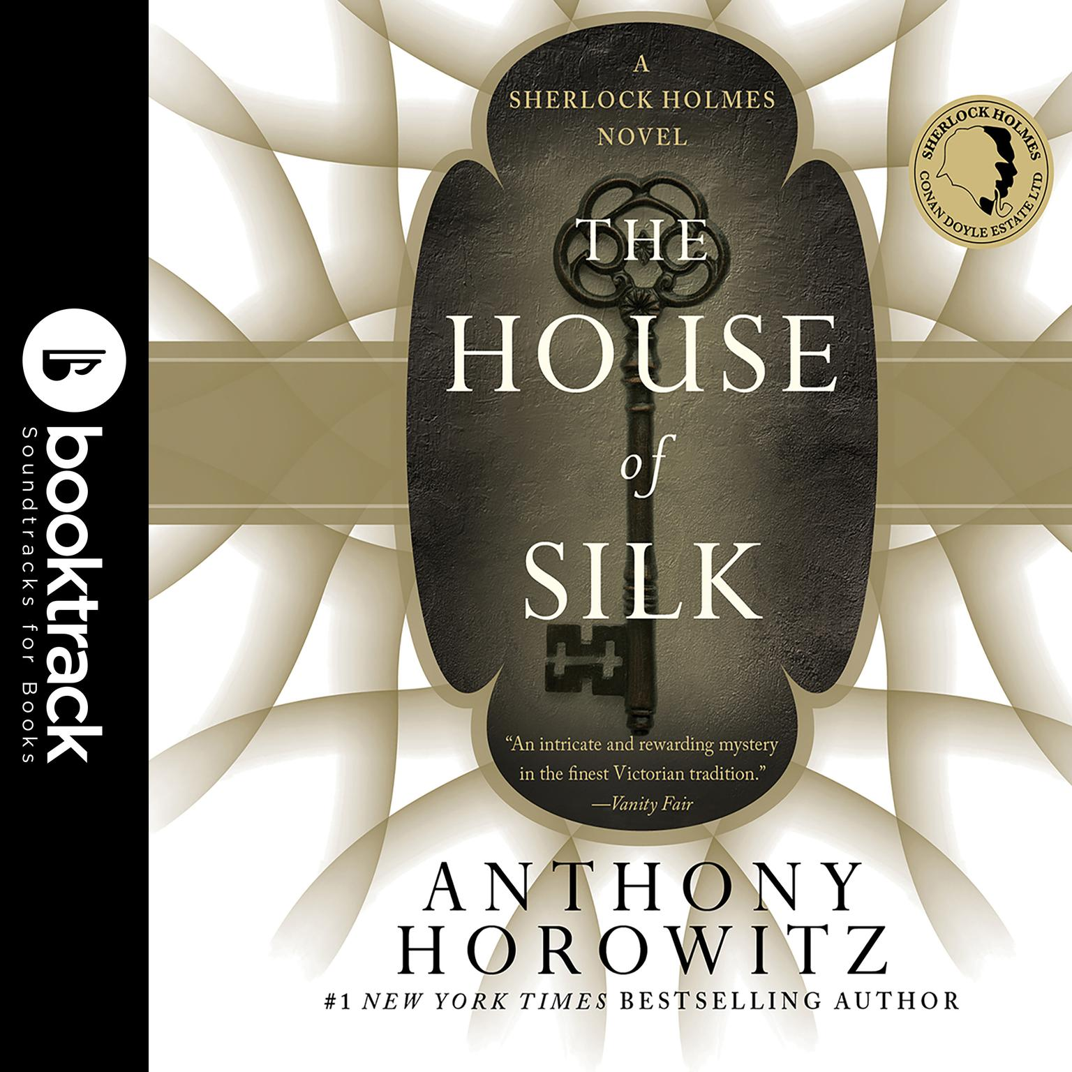 The House of Silk: A Sherlock Holmes Novel: Booktrack Edition Audiobook