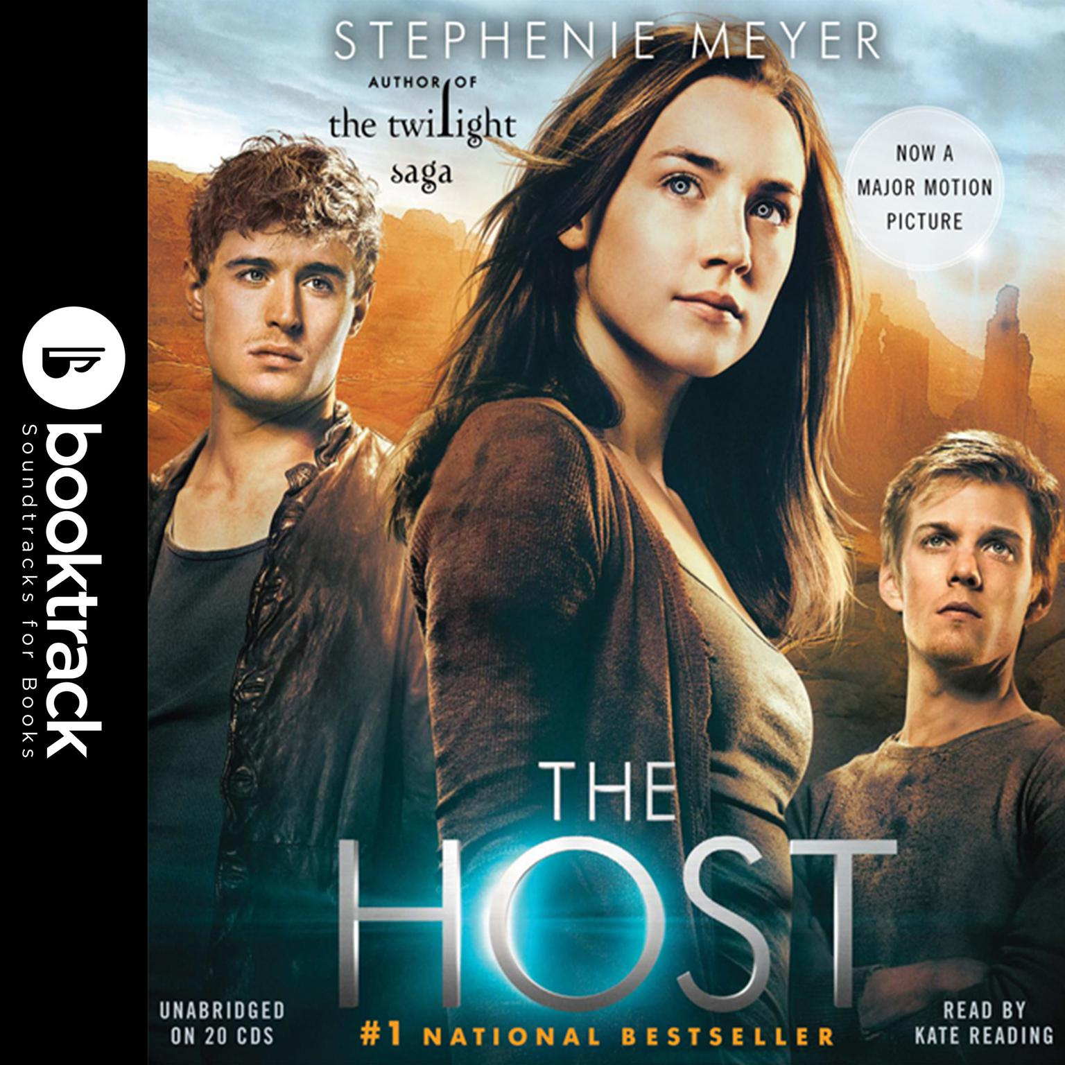 The Host: Booktrack Edition Audiobook, by Stephenie Meyer