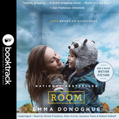 Room: A Novel: Booktrack Edition Audiobook, by Emma Donoghue
