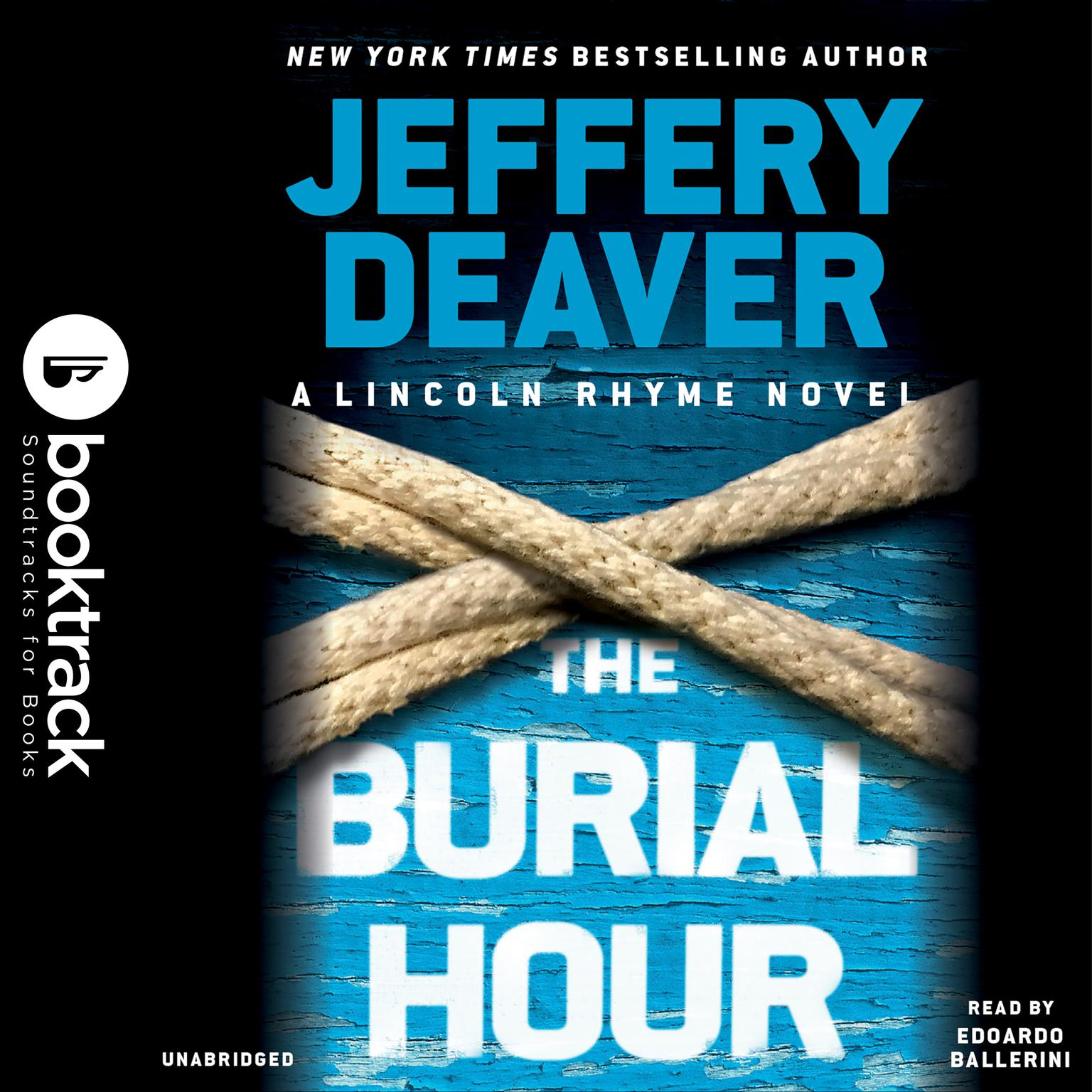 The Burial Hour: Booktrack Edition Audiobook, by Jeffery Deaver