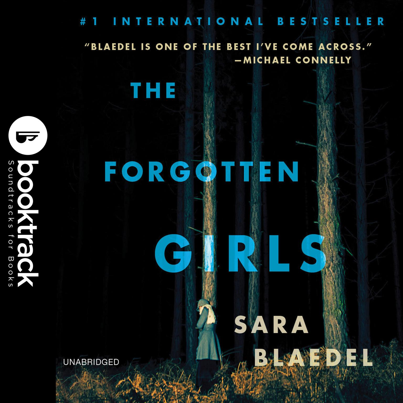 Printable The Forgotten Girls: Booktrack Edition Audiobook Cover Art