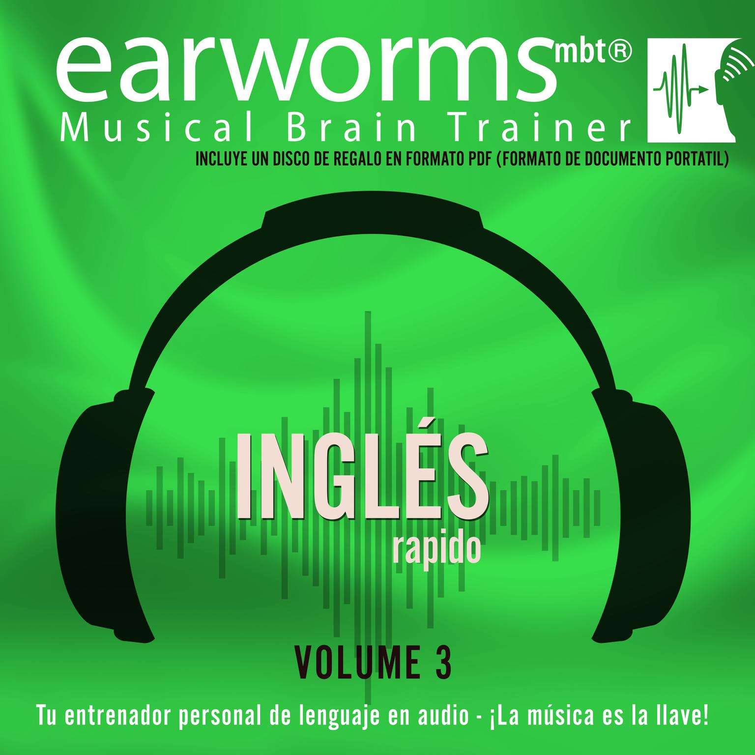 Printable Inglés Rapido, Vol. 3 Audiobook Cover Art