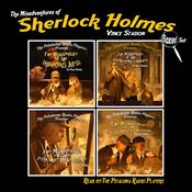 The Misadventures of Sherlock Holmes, Boxed Set Audiobook, by Author Info Added Soon