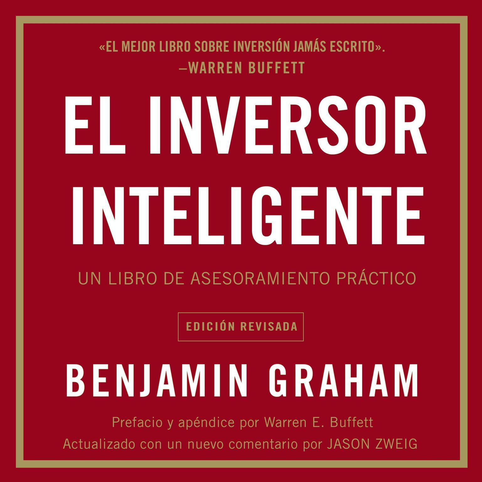 Printable El inversor inteligente: Un libro de asesoramiento prActico Audiobook Cover Art