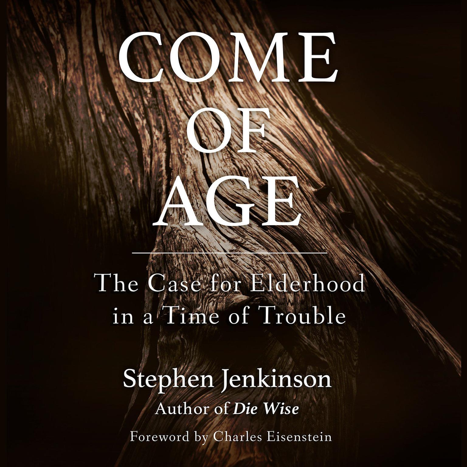 Printable Come of Age: The Case for Elderhood in a Time of Trouble Audiobook Cover Art