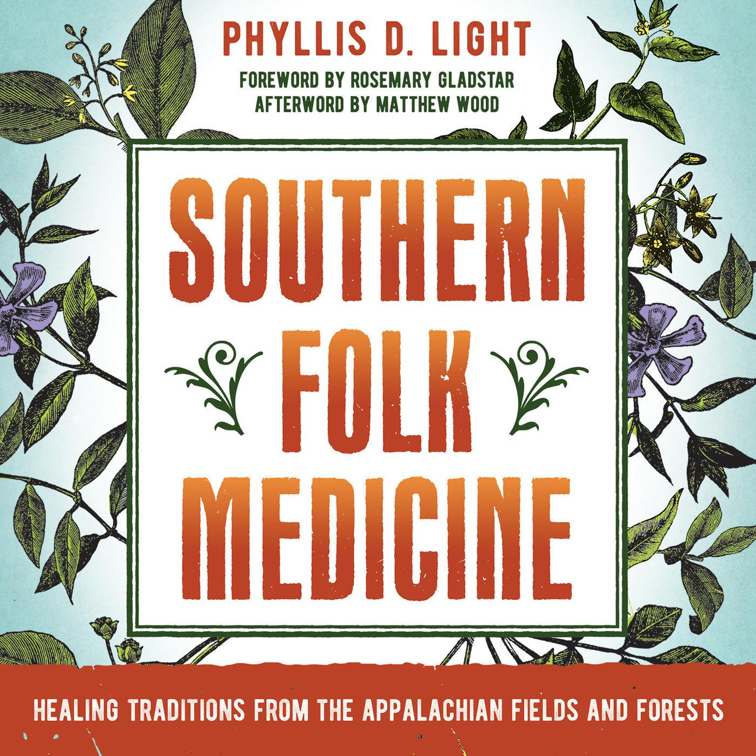 Printable Southern Folk Medicine: Healing Traditions from the Appalachian Fields and Forests Audiobook Cover Art