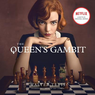 The Queen's Gambit Audiobook, by Walter Tevis