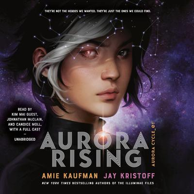 Aurora Rising Audiobook, by Amie Kaufman