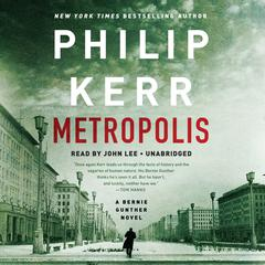 Metropolis Audiobook, by Philip Kerr