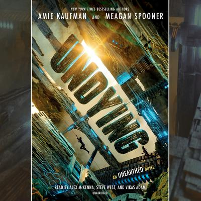 Undying Audiobook, by Meagan Spooner
