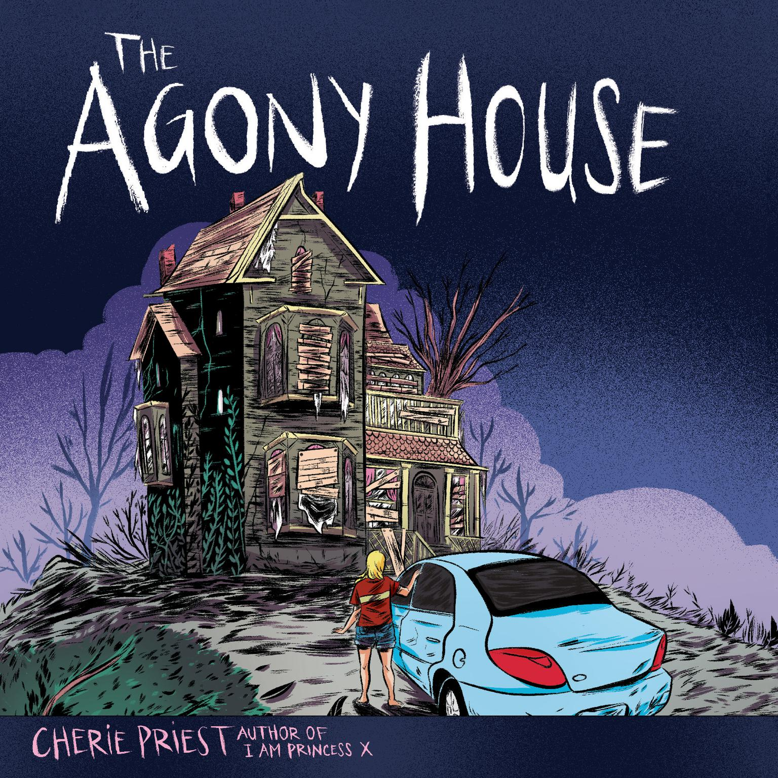 The Agony House Audiobook, by Cherie Priest