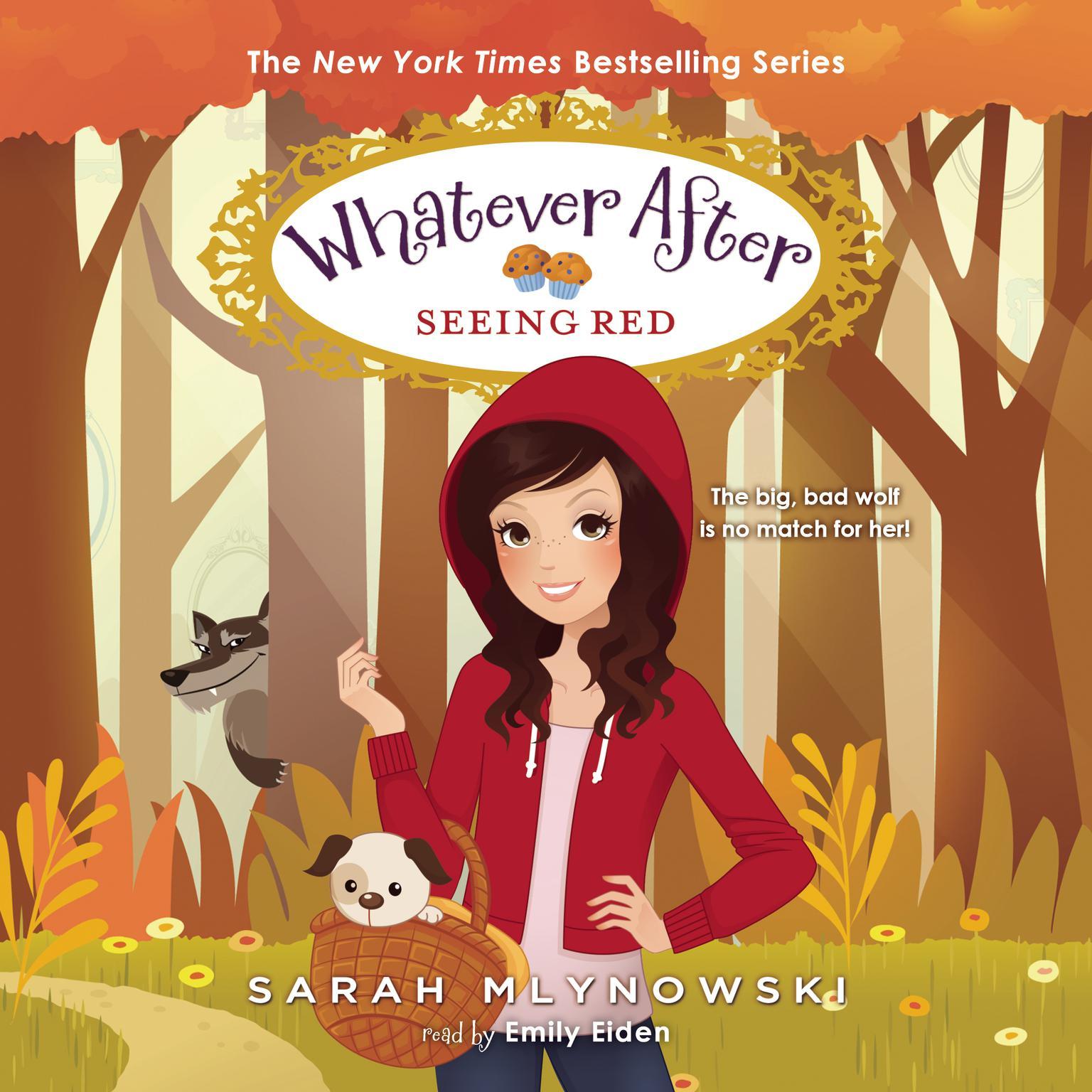 Seeing Red Audiobook, by Sarah Mlynowski