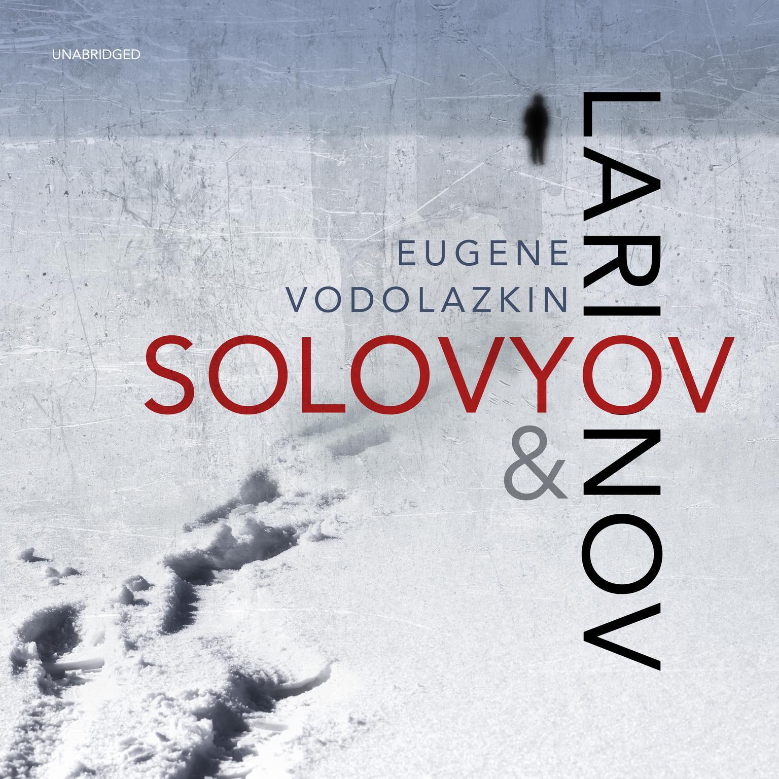 Printable Solovyov and Larionov Audiobook Cover Art