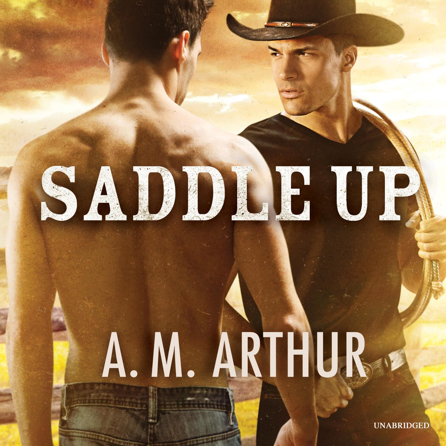Printable Saddle Up: Clean Slate Ranch Audiobook Cover Art