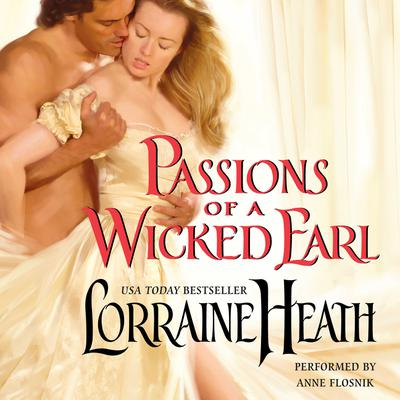 Passions of a Wicked Earl Audiobook, by