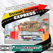 Discount Shopping Express Audiobook, by Author Info Added Soon