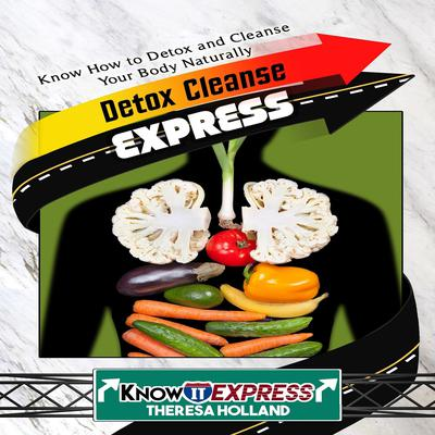 Detox Cleanse Express Audiobook, by Theresa Holland