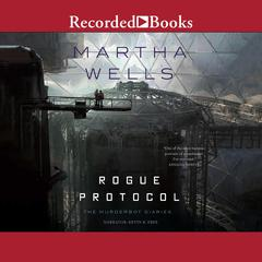 Rogue Protocol Audiobook, by Martha Wells